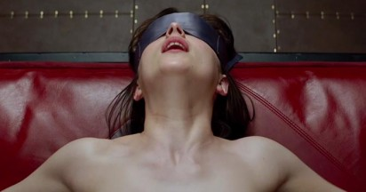 Fifty Shades of Gray the Trailer and Poster